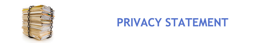 PrivacyStatement  Relevante